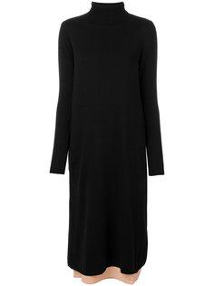 платье с отворотом  Twin-Set