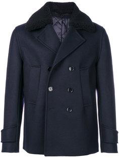 двубортное пальто Officine Generale