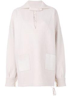 свободный пуловер  Maison Margiela