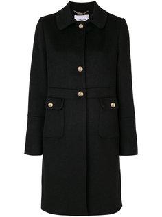 пальто с большими пуговицами  Blugirl
