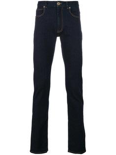 джинсы узкого кроя Versace