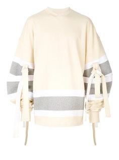 полосатый свитер мешковатого кроя Y / Project