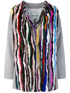 oversized fur coat  Ava Adore