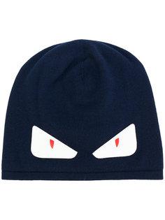 вязаная шапка Bad Bugs Fendi