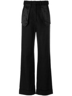 брюки с карманами со швами наружу Marios
