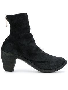 ботинки Split Guidi