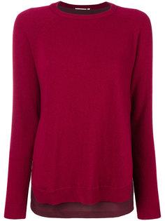 свитер с круглым вырезом  Blugirl