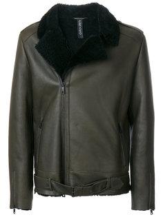куртка из овчины Giorgio Brato
