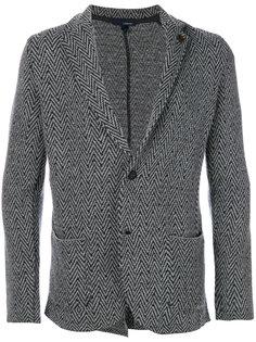 классический пиджак Lardini
