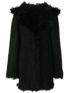 открытое пальто  Drome
