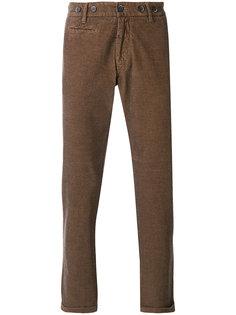 брюки прямого кроя Barena