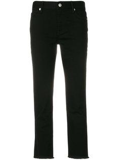 укороченные джинсы  Burberry