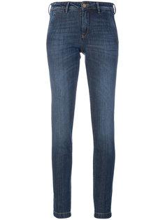 джинсы слим  Barba