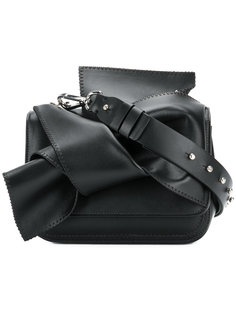 квадратная сумка на плечо с бантом Nº21
