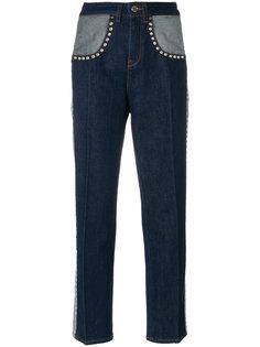 джинсы с заклепками  Tommy Hilfiger