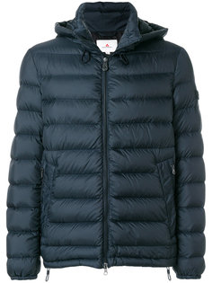 стеганое пальто Peuterey