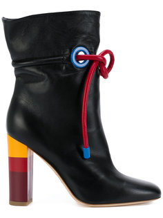 ботинки с завязкой Dolly Malone Souliers