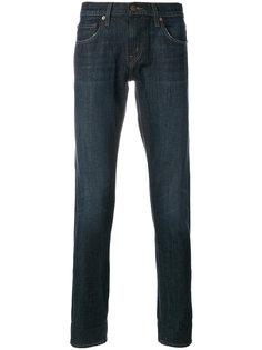 прямые джинсы Tyler J Brand