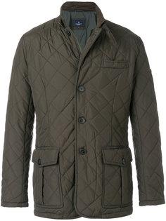 стеганая легкая куртка  Hackett