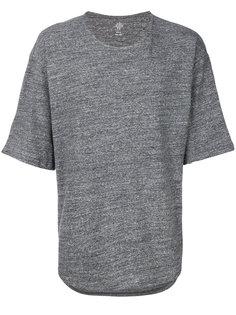 футболка свободного кроя Eleventy