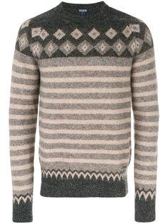 свитер Anthracite  Woolrich