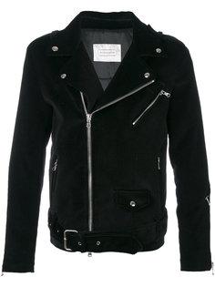классическая байкерская куртка Route Des Garden