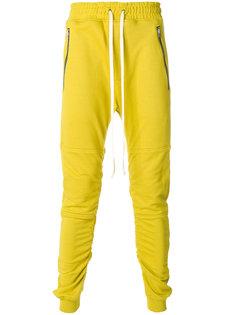 спортивные брюки скинни Represent