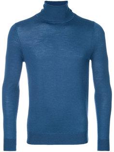 классический свитер с отворотной горловиной Sottomettimi