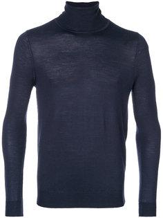 свитер с отворотной горловиной Sottomettimi