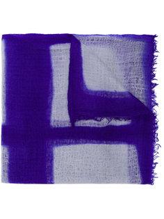 платок в клетку Suzusan