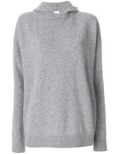 свитер с капюшоном Fine Edge