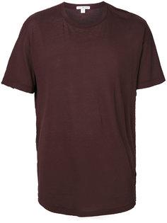 базовая футболка James Perse