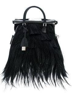 пушистая сумка на плечо  Maison Margiela