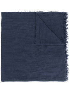 шарф с эффектом помятости Faliero Sarti