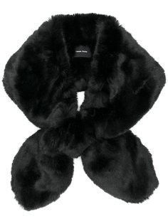 толстый шарф Simone Rocha