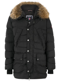 куртка-пуховик с капюшоном Rossignol
