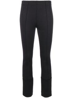 укороченные брюки с декоративной оторочкой Dorothee Schumacher