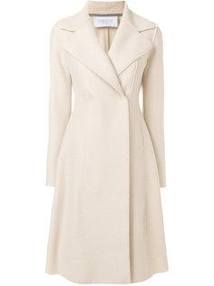 приталенное пальто Harris Wharf London