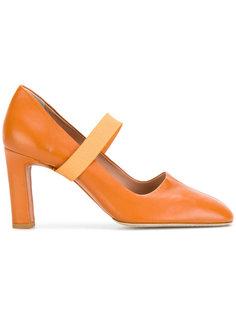 туфли-лодочки с ремешком Santoni