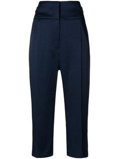 укороченные брюки с завышенной талией  Haider Ackermann