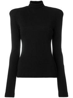 структурированный свитер-водолазка  Haider Ackermann