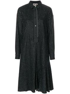 платье-рубашка в полоску  Hache