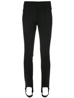 skinny stretch trousers Moncler Grenoble