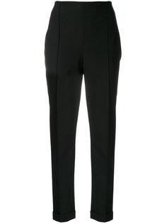 брюки с завышенной талией  Salvatore Ferragamo