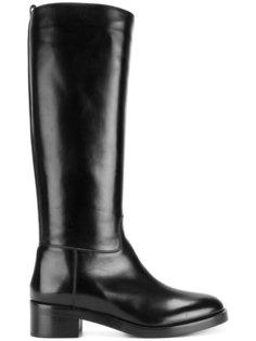 ботинки на низком каблуке Sartore