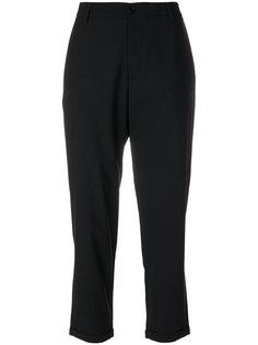 укороченные суженные брюки  Barena