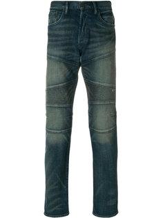 джинсы в байкерском стиле Polo Ralph Lauren