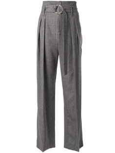 строгие брюки с поясом  Iro