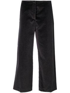 широкие укороченные брюки Fabiana Filippi