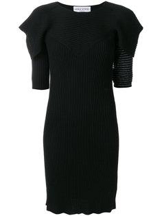 приталенное трикотажное платье  Sonia Rykiel